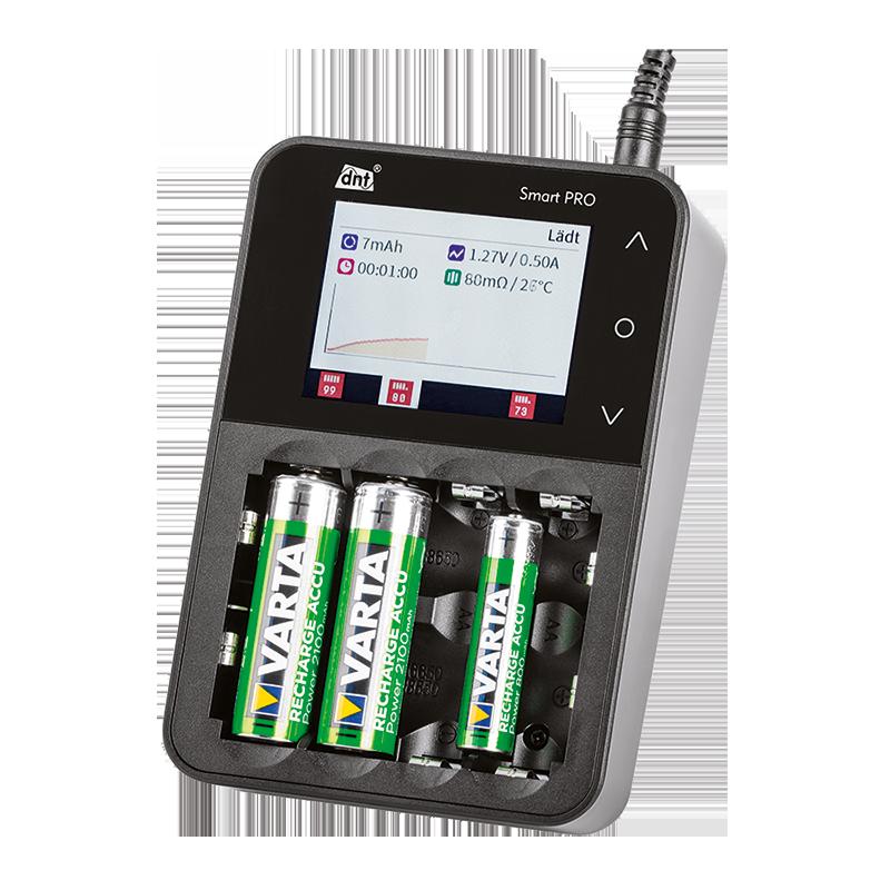 Akku-Ladegerät Smart PRO